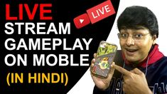 How To Live Stream Gameplay To YouTube Mobile Full Tutorial Games To Play, Live, Youtube, Youtubers