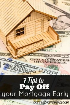 Want to pay off your mortgage early and achieve financial freedom? Check out these 7 tips to help you pay if off early.