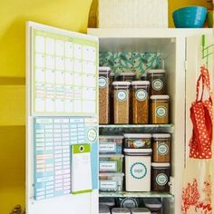 Free Printable Labels For Your Pantry