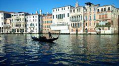 Gondolas de veneciaa