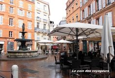Toulouse : place Salengro