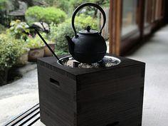桐の箱火鉢セット   Sumally (サマリー)