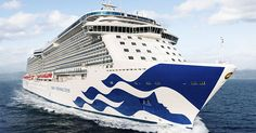 Princess Cruises will launch its next cruise ship in October 2019, named, The Sky Princess.