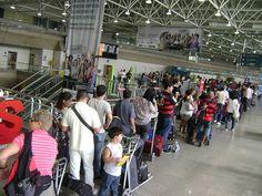 """""""Aeroporto Internacional do Galeão"""".  # Rio de Janeiro, Brasil."""