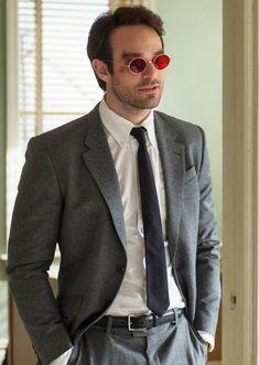 Charlie Cox as Daredevil/ Matt Murdock Marvel Show, Marvel Series, Marvel Dc, Netflix Marvel, Marvel Comics, Daredevil Series, Daredevil Season 2, Marvel's Daredevil, Hawkeye