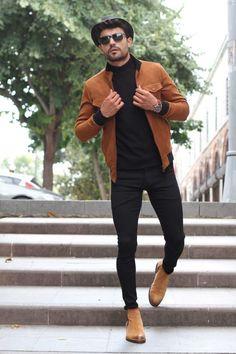 Mens Fall Outfits, Fall Fashion Outfits, Autumn Fashion, Men's Fashion, Fashion Tape, Fashion Boots, Hipster Fashion, Fashion 2018, French Fashion