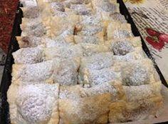 CAGINETTI...dolcetti fritti con ripieno di castagne rum  nocciole e cioccolato http://laconfraternitadellapizza.forumfree.it/?t=71824966
