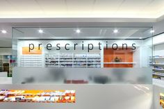 Challenges encountered but resolved was to integrate high-density pharmaceutical shelving and retail displays into the store whilst ensuring that a seamless, easy to navigate customer flow cycle was still achieved.