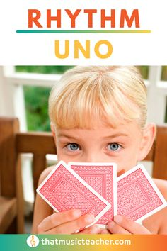 Download this fun game of Rhythm Uno for your students or kids today! Make learning fun with this activity for elementary music. Music Teachers, Teaching Music, General Music Classroom, Elementary Music Lessons, Music Lesson Plans, Music Activities, Lesson Planning, Teacher Tips, Fun Learning