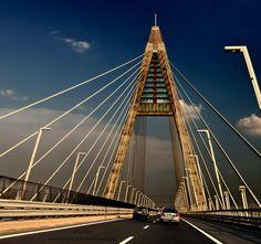 Bridge - Budapest Megyeri híd DSC_8133-1