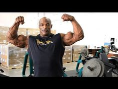 Ronnie Coleman Workout at 52 Years | ronnie coleman 2016