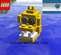 Lego mini nightmare chica