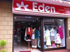 Modas y Calzados Eden, tiendas especializadas en artículos de #Moda #Calzado y #Complementos para toda la familia en #ElSauzal