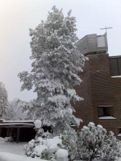 Talvinen kirkko