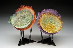 Alison Sigethy - glass artist. Even more beautiful in person.
