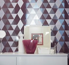 Wall tiles from collection Desire by Love Tiles