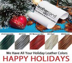 #leathercordusa #classicchristmas #christmasseason #christmasholiday #christmasgifts
