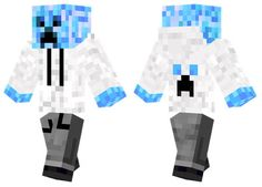 Cool Creeper skin for Minecraft PE - http://minecraftpedownload.com/cool-creeper/