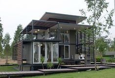 Không ngờ nhà thép tiền chế được ứng dụng vào xây nhà ở lại tuyệt vời như thế!