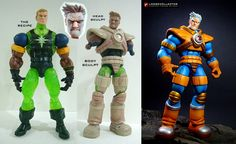 Loosecollector Custom Action Figures Official Website