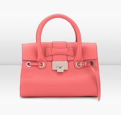 """Rosalie S by Jimmy Choo """"A pop of colour for spring"""""""