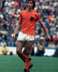 Johan Cruyff - cool as fuck