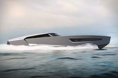 Part yacht, part speedboat, the Superfly GT 42 Superboat is an exciting way to explore the seas. Its sleek design comes from Red Yacht Design, while Swedish firm Flying Flipper will handle the build. Underneath its sleek, hybrid carbon hull...