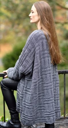 Chester coat by Anya Cole