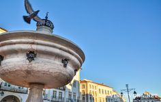 Travel guide to visit Evora and the Alentejo region of Portugal.