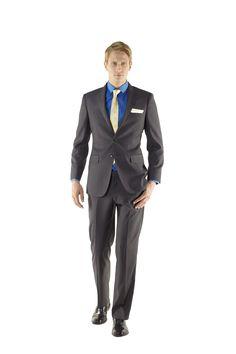 Essential Navy Suit Custom Made by Ravis Custom Tailor