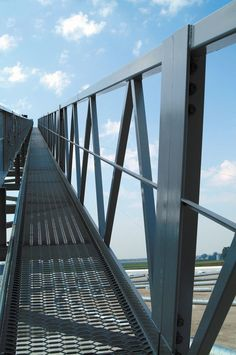 BROCK® Catwalks and Towers - Brock® Systems for Grain Storage, Handling & Conditioning