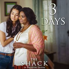 Get your tickets for #TheShack! Special Premiere Night is on Thursday, in theaters everywhere Friday: http://lions.gt/theshacktickets