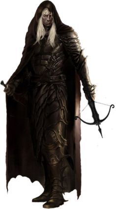 drow rogue - Google Search