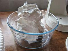 como preparar merengue italiano, paso a paso