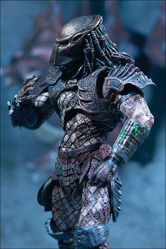 Predator (Yautja) - The ultimate hunter.