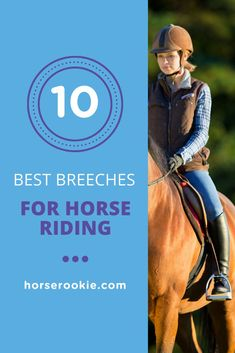 Looking for the best riding breeches, tights, and jodhpur brands? We will help you find the best quality riding pants that are comfortable and durable enough to last for multiple rides per week for years. Riding Breeches, Riding Pants, Jodhpur, Horse Riding, Regrets, Best Brand, Equestrian, The Past, Tights