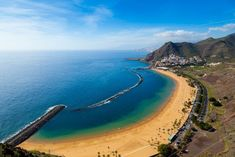 Picture of El Caleton Natural Pools in Garachico, Tenerife, Spain stock photo, images and stock photography. Canario, Strand, Spain, Stock Photos, Beach, Water, Pictures, Photography, Travel