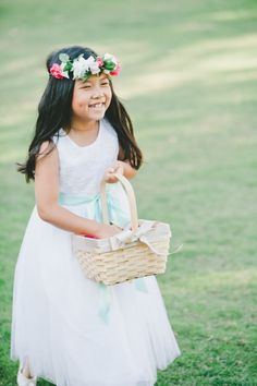 Sweet dimples: http://www.stylemepretty.com/little-black-book-blog/2015/02/24/whimsical-romantic-wente-vineyards-wedding/ | Photography: Onelove - http://www.onelove-photo.com/