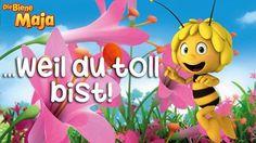 Die Biene Maja findet dich toll! Findest du Maja auch toll?