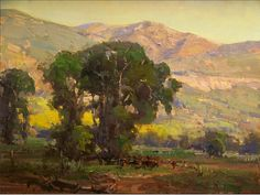 Colorado Pastoral by Kathryn Stats - Greenhouse Gallery of Fine Art