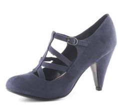 Dorothy Perkins Court Shoes - Navy