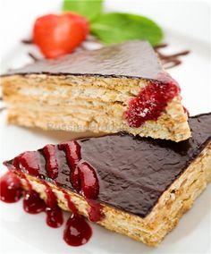 """Cake """"Vecherniy Kiev"""" Large."""