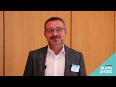 10 ans des fonds de dotation – Interview de Stéphane Couchoux /1 #InfoWebBiotech Institut Pasteur, Interview