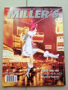 Miller's Barbie Doll Collector Magazine Book Fall 1996 Mod World of Fashion | eBay