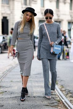 Street style, MFW SS 2015