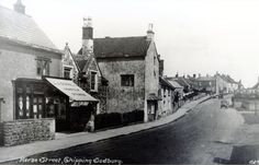 c1920 Horse Street, Chipping Sodbury, BS37   by brizzle born and bred