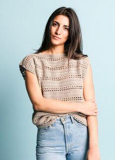 Crochet Kit | Pima Cotton | Vere Tee
