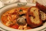 The best Cioppino - Tadich Grill, San Francisco