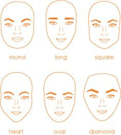 best brow shapes for your face - can someone help me with mine? - my brows and face shape ,that is