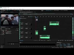 Adobe Audition CC 2016 Tutorial | 019 Stacked panels and workspaces